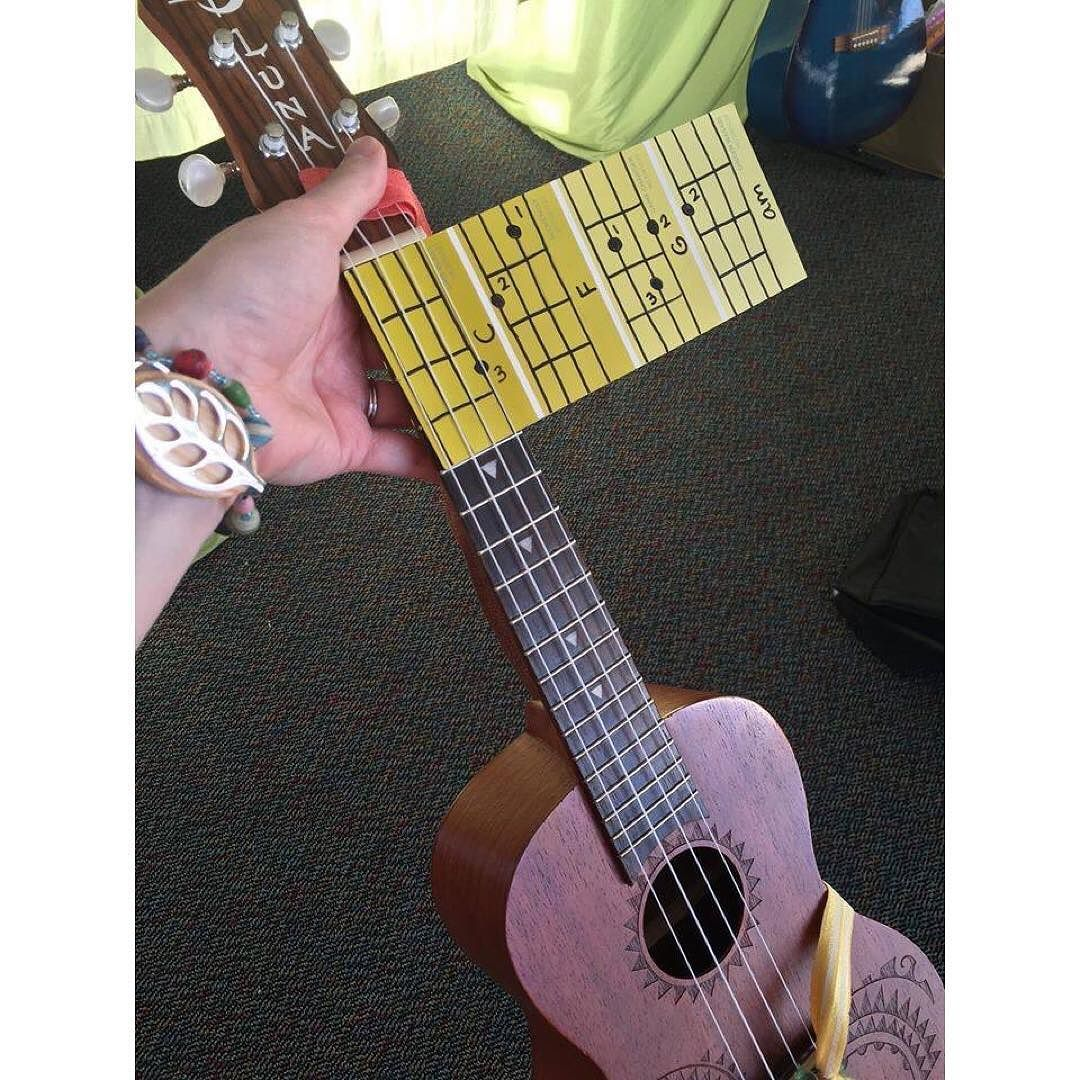 Ukulele Teachers Take A Look At The Brilliant Idea It Would Work For Guitar Too