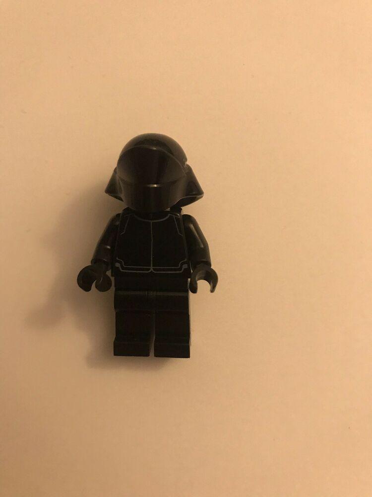 LLEGO Star Wars NEW First Order Fleet Engineer Gunner Minifigure Crew Member