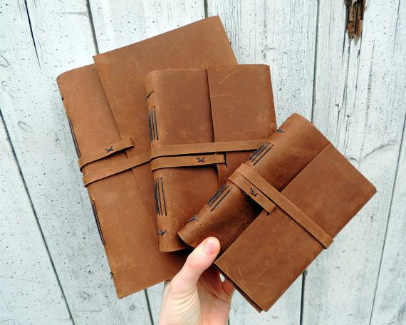 Wife Personalized Leather Journal Gift For Her Por Forestnine