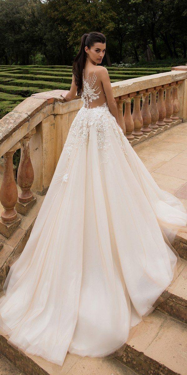 Milla Nova Bridal 2017 Wedding Dresses leona3 / http://www.deerpearlflowers.com/milla-nova-2017-wedding-dresses/4/