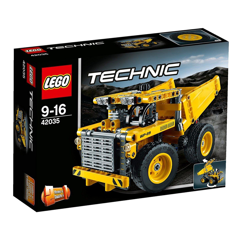LEGO Technic 42035 Mining Truck Set | Sam's Birthday | Lego