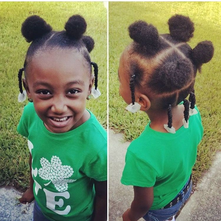 Loving These Puffs And Twists With Clear Sweet Pea Gabby