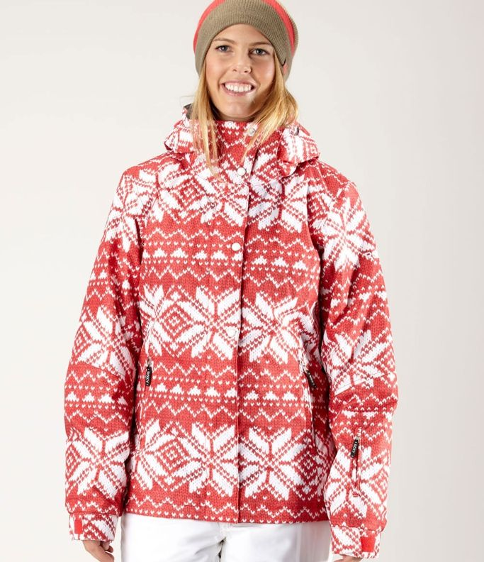 Roxy Jet Jacket Clothes Pinterest Winter Gear Winter And Magnificent Patterned Ski Jackets