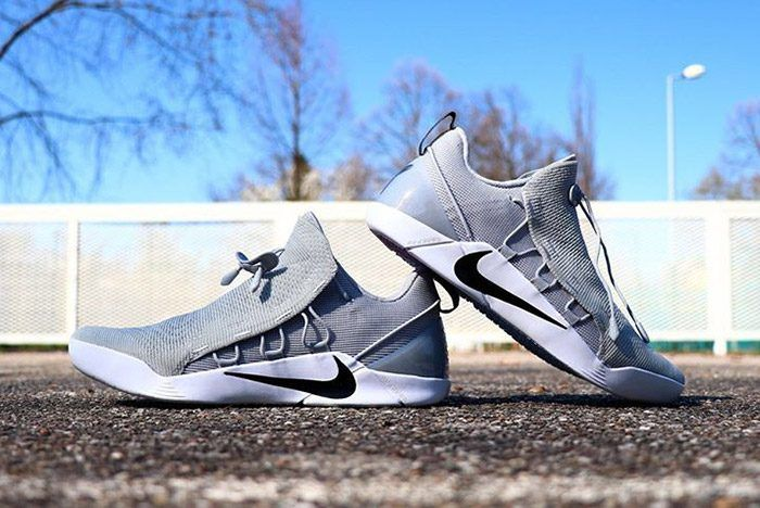 Nike Kobe AD NXT (Wolf Grey) | Shoes