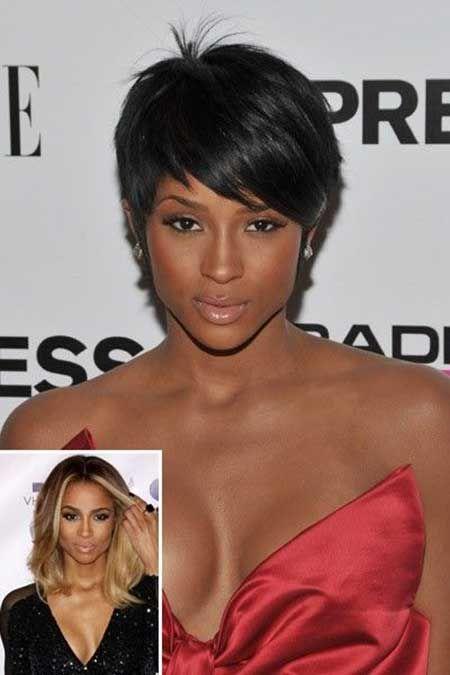 Short Hairstyles for Black Women 2020