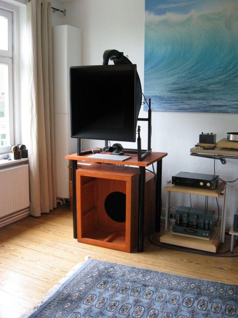 Lautsprecher nach Western Electric System 6 - DIY, Selbstbau ...