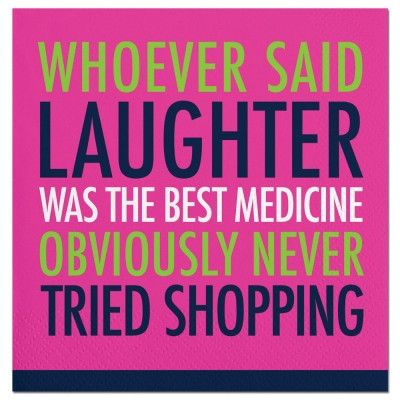 Whoever Said Laughter Was The Best Medicine Obviously Never Tried