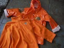 Yeo Minis Childrens PVC Raincoat and Matching Fleece Hedgehog Pattern 5-7 Years