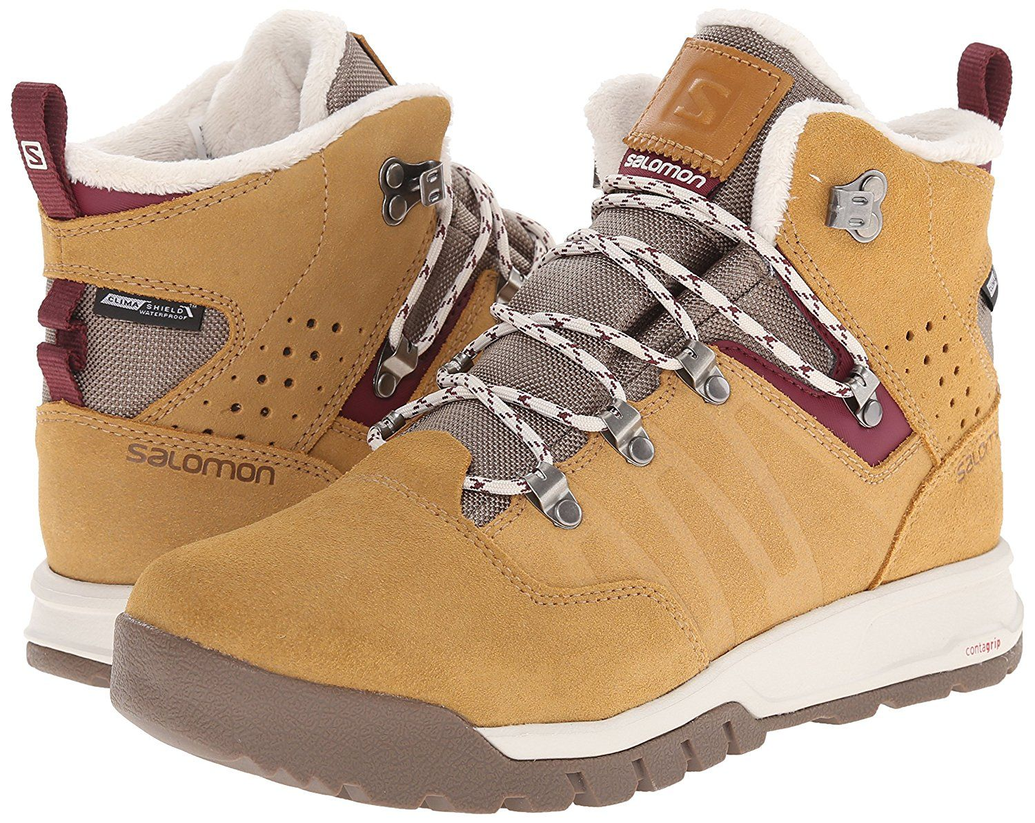 da44619449 Salomon Women s Utility TS CSWP W Winter Performance Shoe     You can find  out more details at the link of the image. (This is an affiliate link)   ...