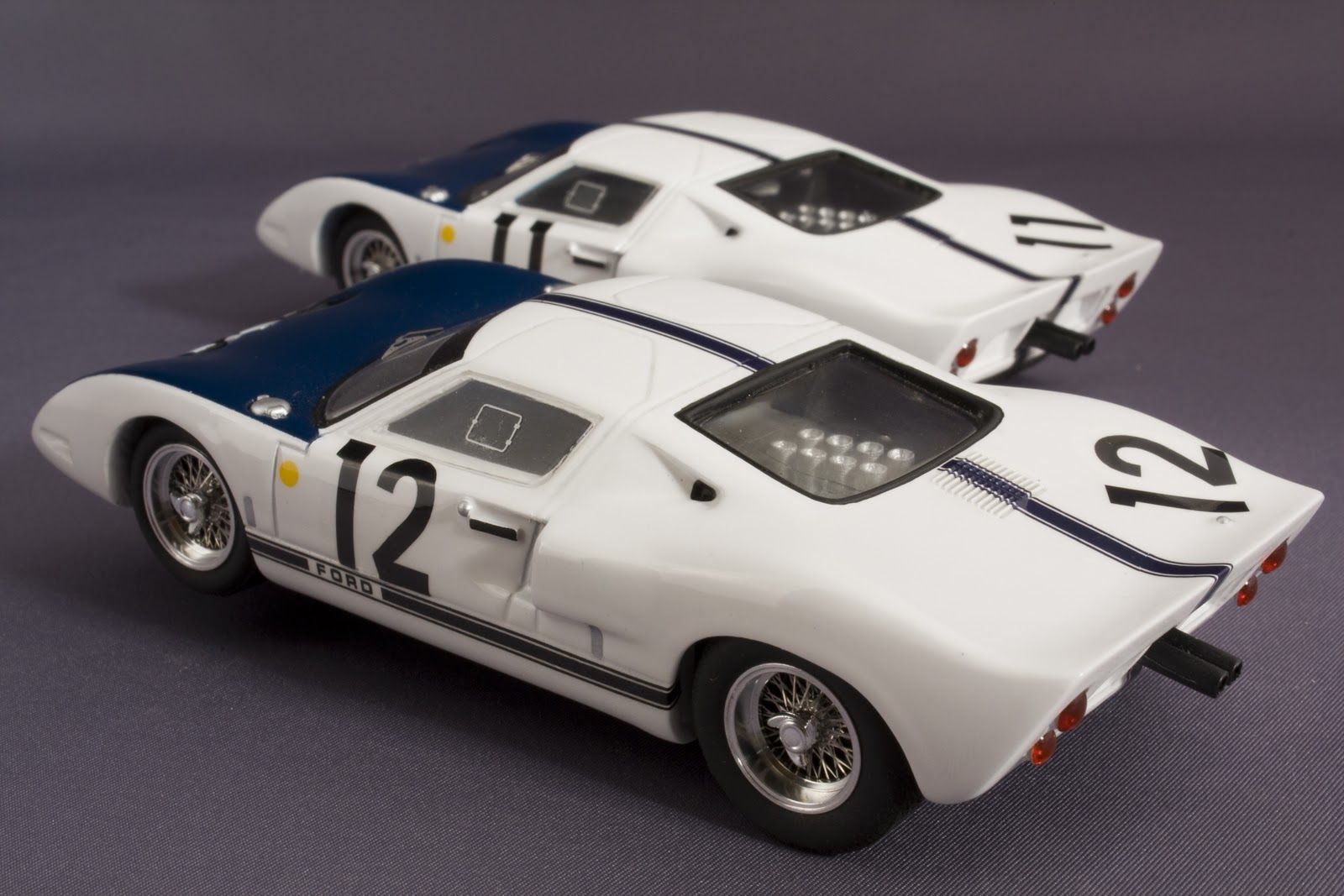 Ford Gt 40 Le Mans 1964 Ford Gt40 Ford Gt Autos Deportivos