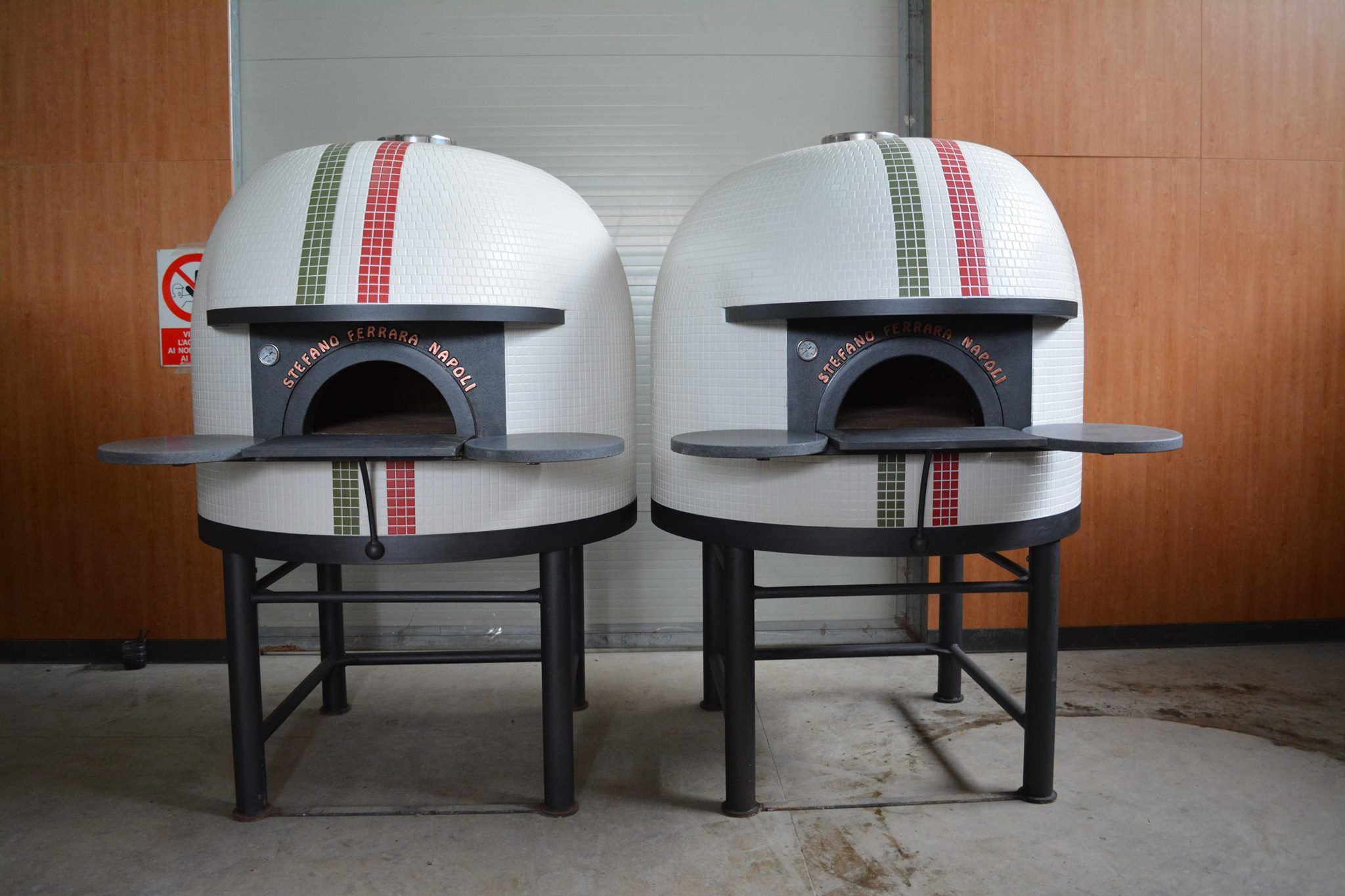 STEFANO FERRARA FORNI WOOD OVEN image by WEISBACH A D ...