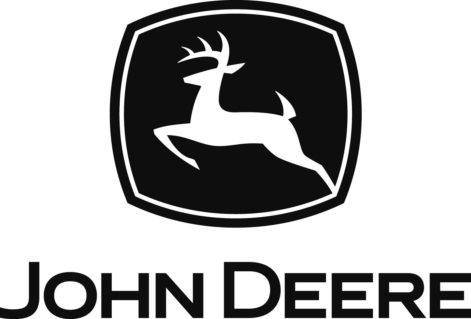 John Deere Logo Wall Decal  Home Decor Vinyl Company Machines Equipment