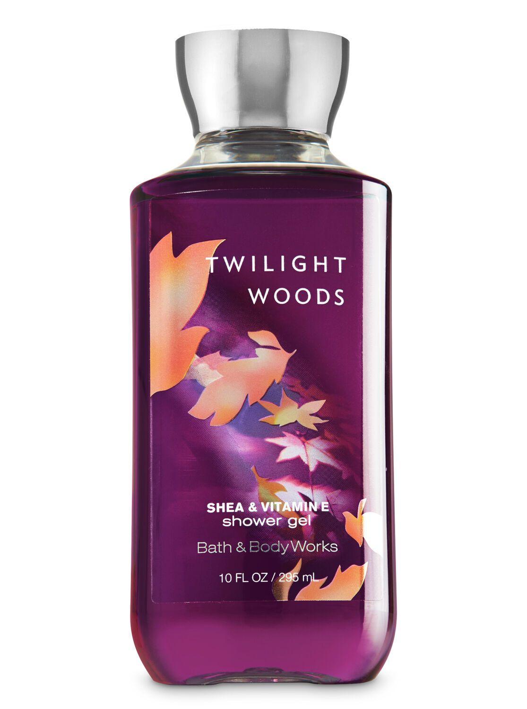 Bath Body Works Twilight Woods Shower Gel In 2020 Shower Gel