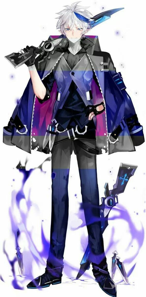 Stand Tall, Stand Proud [Male!Stand-User!Reader X Highschool DXD] - Bio