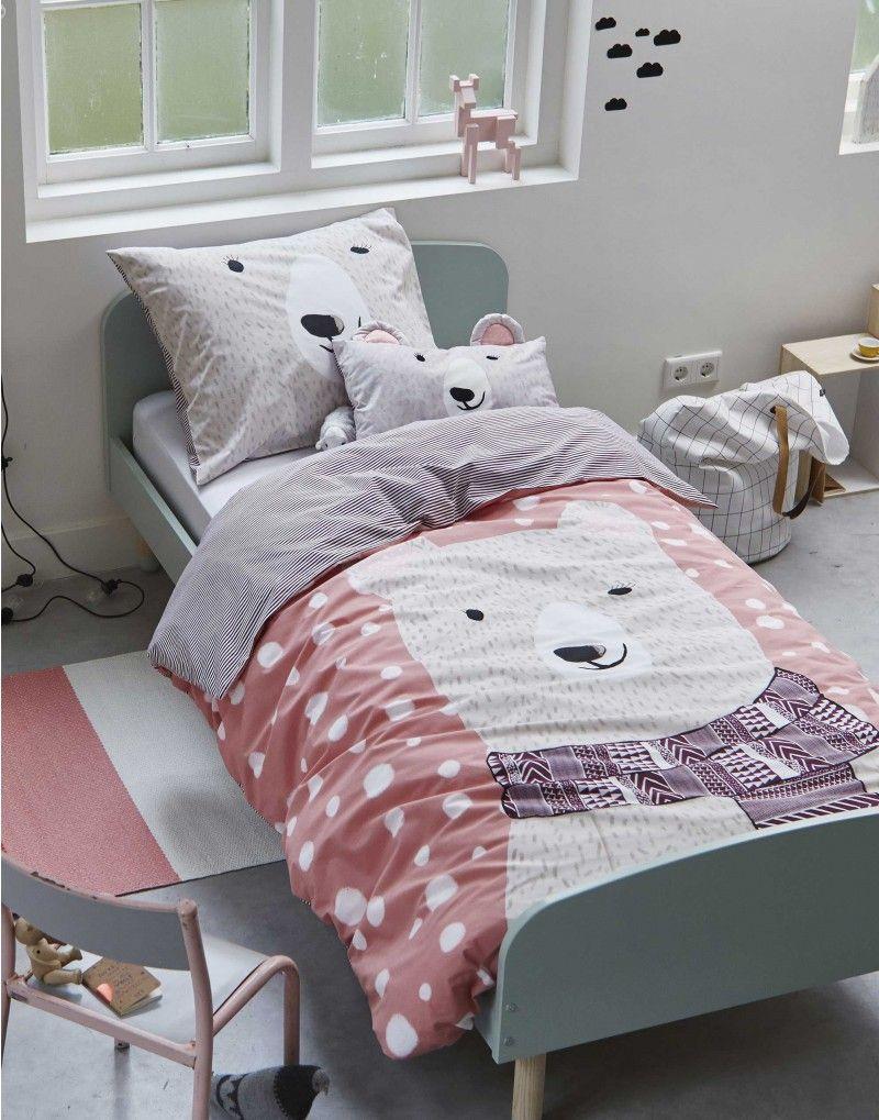 Essenza Home Covers Co Snow Rose Bettwãsche Kids Bedding
