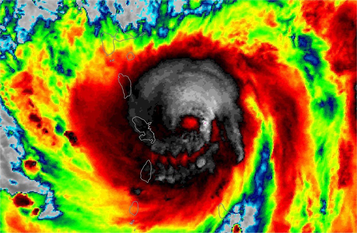 Hurricane Maria In Puerto Rico Total Devastation Puerto Rico S Energy System Is Down No One On The Island Has Power From Utiliti Hurricane Puerto Rico Maria