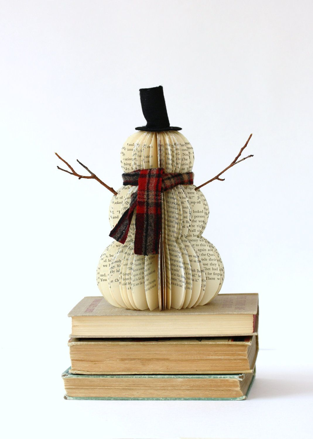 30++ Christmas paper crafts book information