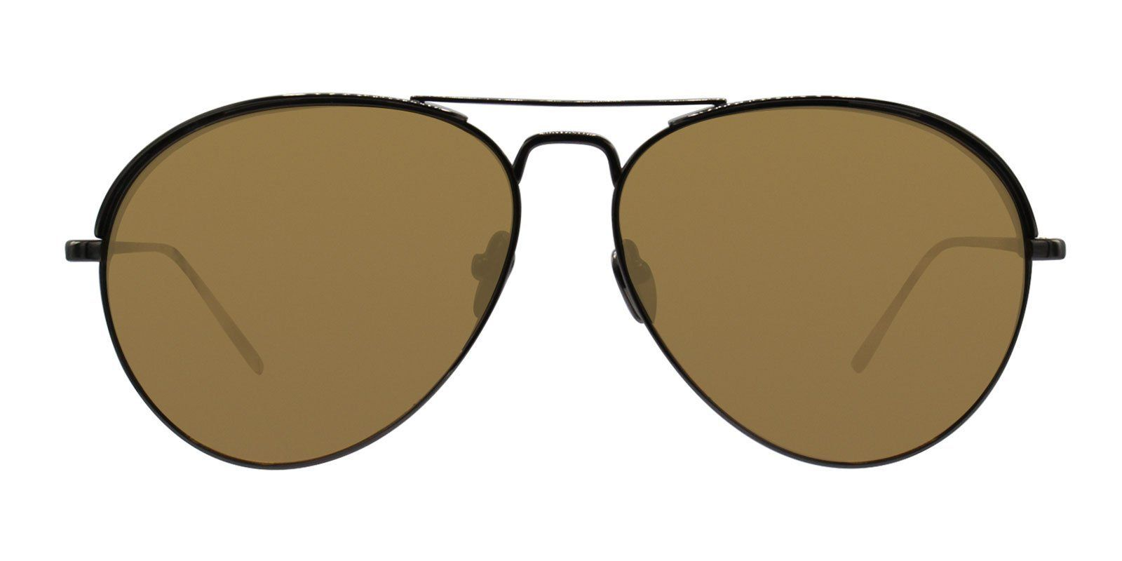 c3c9a5ec136 Linda Farrow - LFL594 Brown - Bronze sunglasses