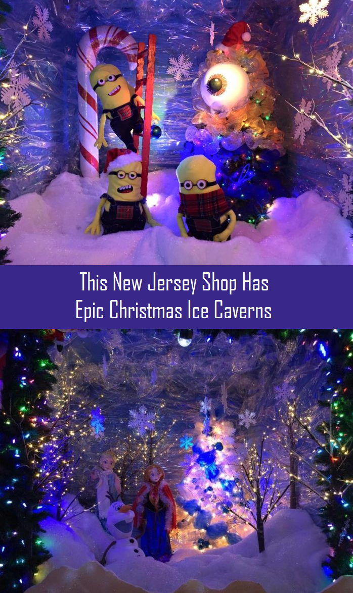 shop for christmas decorations and gifts and then check out the largest animatronic walk through holiday display in new jersey - Animatronic Christmas Decorations