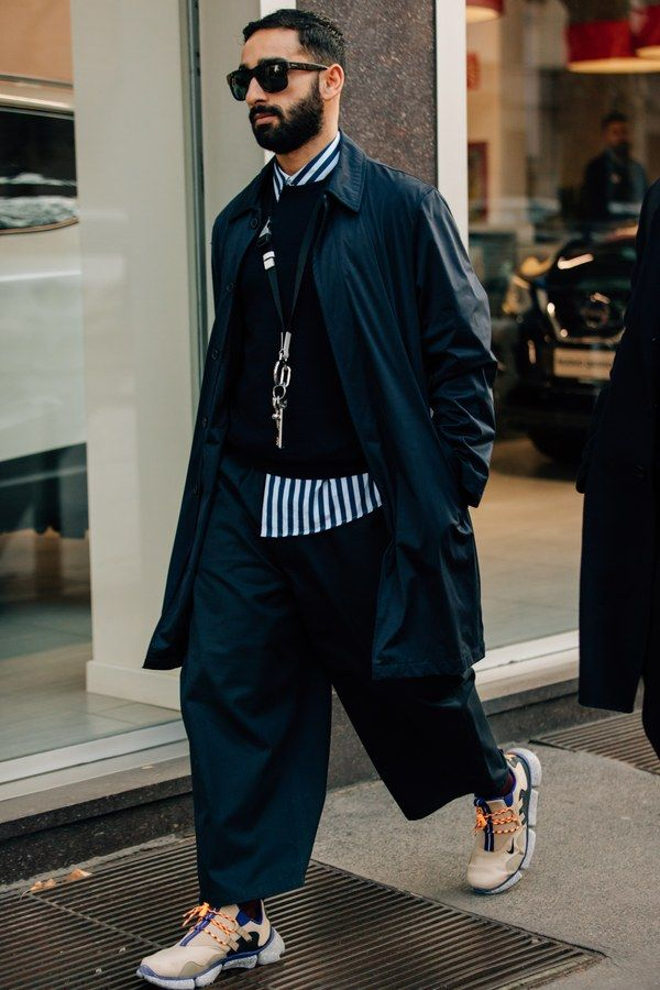 The Best Street Style from Milan Fashion Week   GQ – Man