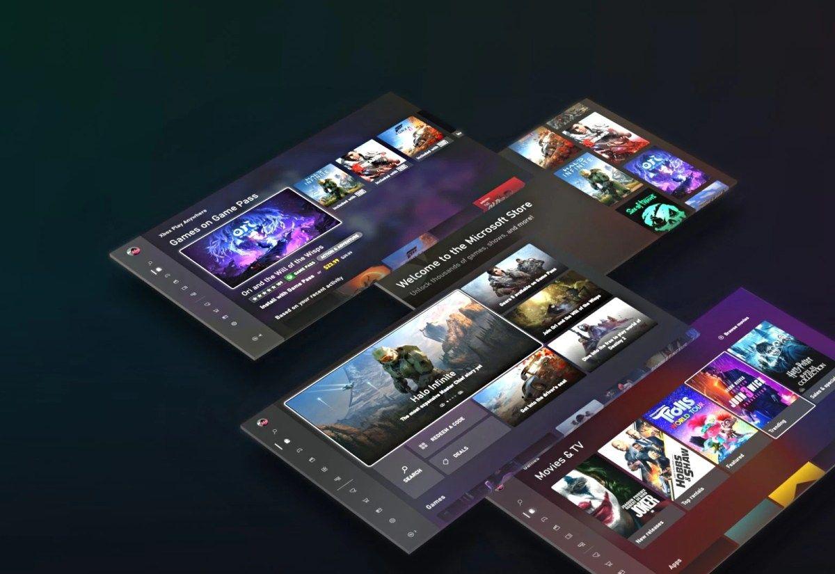Xbox Microsoft Zeigt Neuen Store In 2020 Microsoft Xbox Neue Xbox