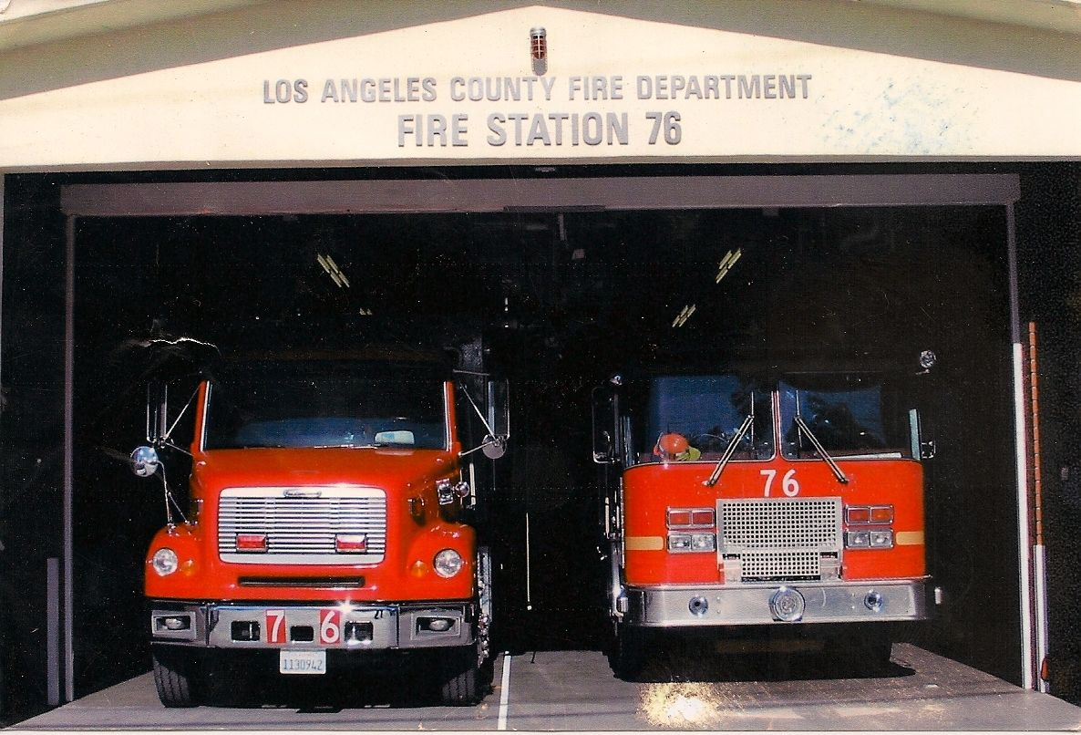 L.A. County Fire Station 76 Hazardous Materials Unit