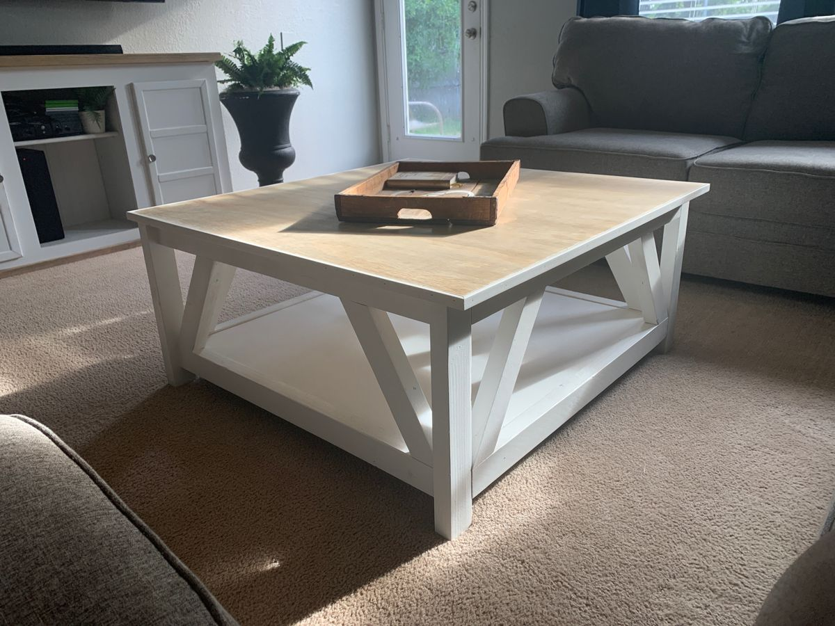 If You Can T Find It Make It Coffee Table Custom Furniture Furniture [ 900 x 1200 Pixel ]