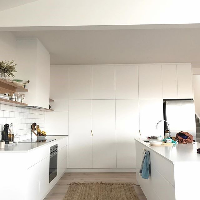 Kitchen joinery, rangehood and benchtops