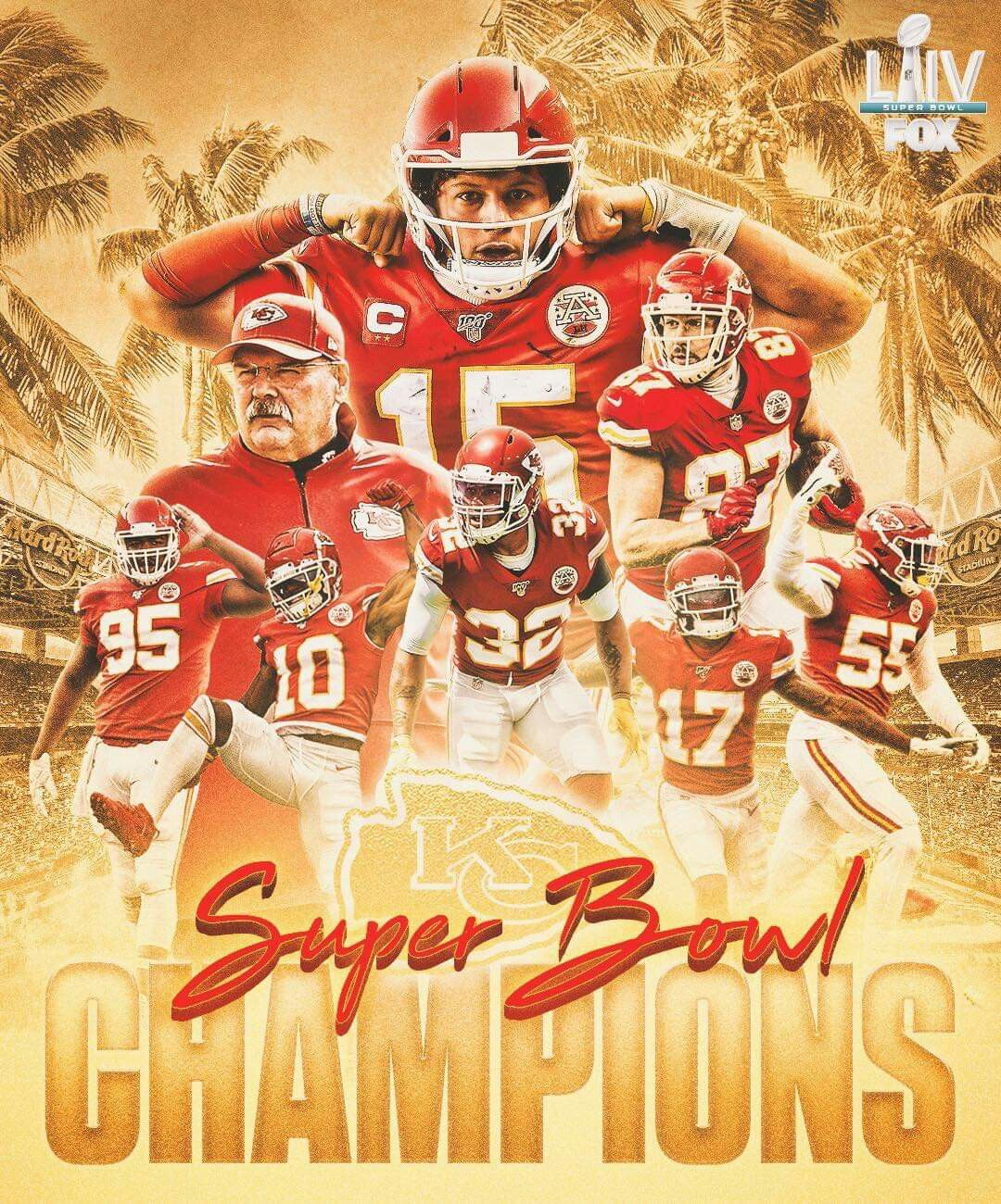 Pin By Tammy Hoffman On Football In 2020 Chiefs Super Bowl Kansas City Chiefs Champs Posters