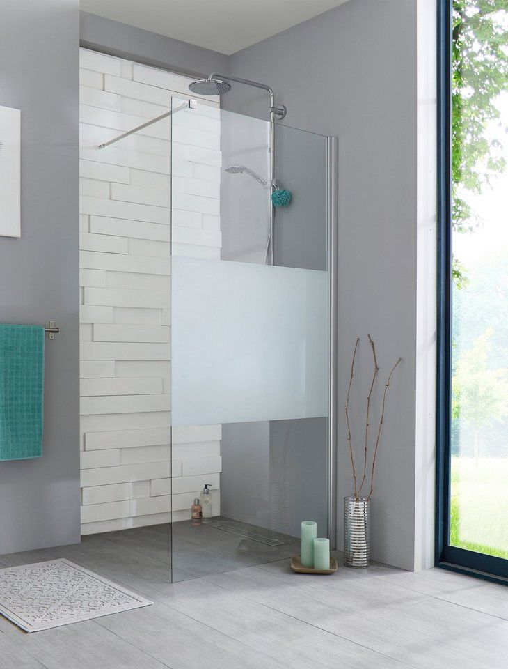WalkIn Dusche »Relax«, Duschabtrennung Breite 80 cm