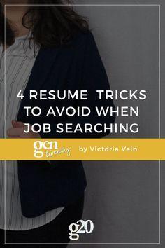 Resume Tips And Tricks, #resume, #careertips