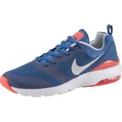 Photo of Nike women's sneakers Air Max Siren, size 42 in blue / silver / orange, size 42 in blue / silver / or
