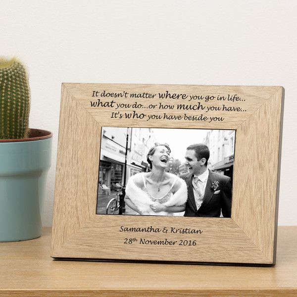 An endearing message ideal for a birthday or anniversary ...