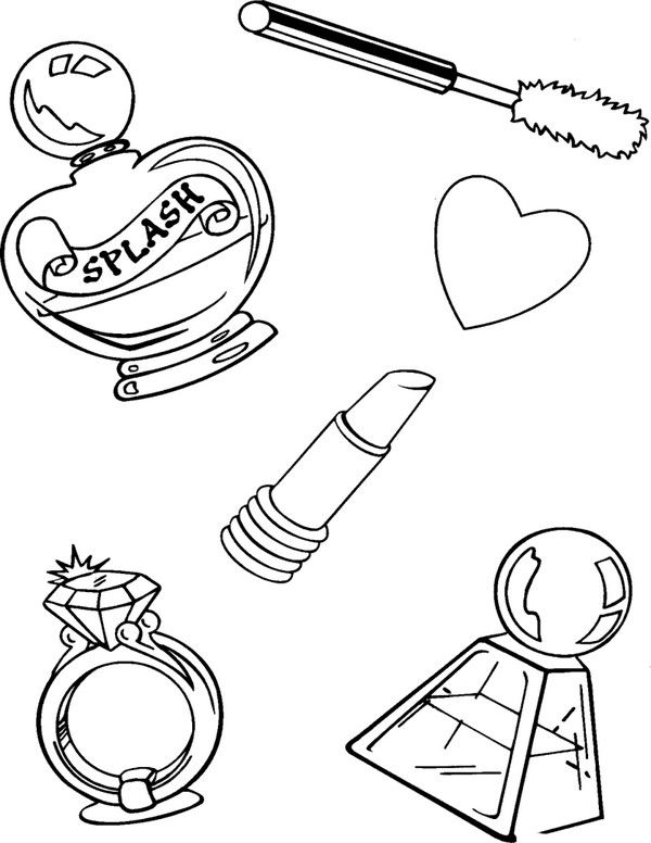 Lisa Frank Coloring Pages 24 | Coloring pages for kids | Pinterest