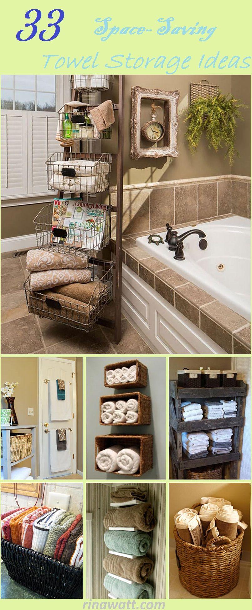 33 Space Saving Towel Storage Ideas For Your Bathroom Industrial Bathroom Design Industrial Style Bathroom Towel Storage