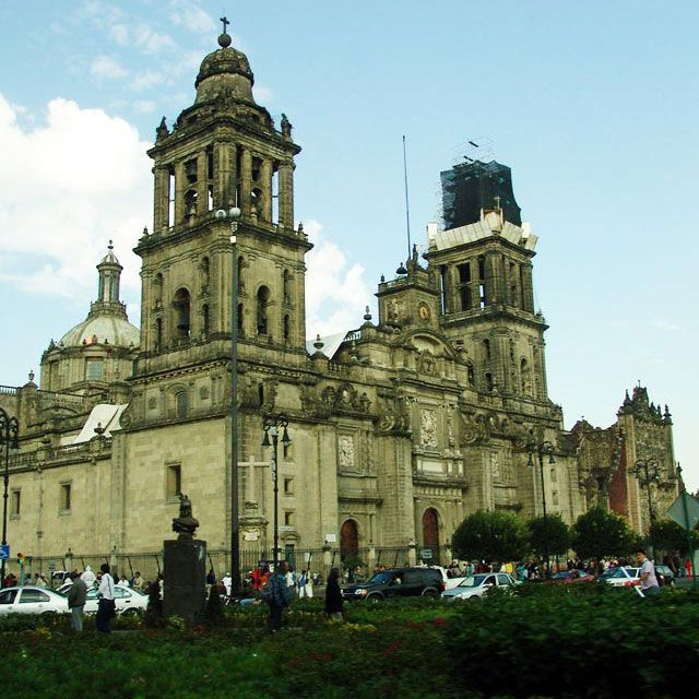 Main Cathedral in #MexicoCity. Find it using #wipapps www.wipapps.com