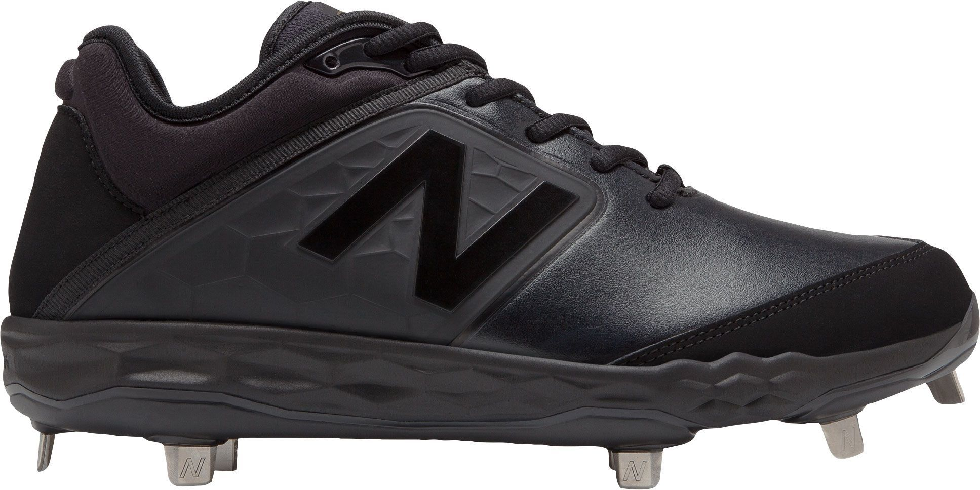 8dd1781bf1c35 New Balance Men's 3000 V4 Metal Baseball Cleats, Size: 7.0, Red in ...