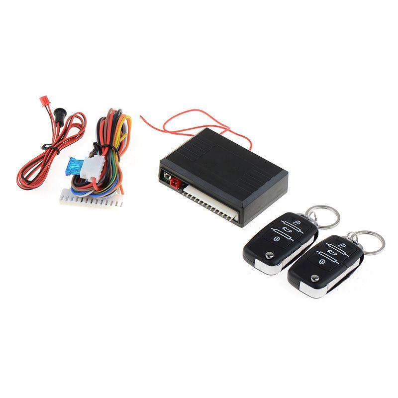 Car Remote Control Central Kit Door Locking Keyless Entry System Car Alarm