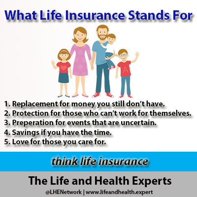 Think Life Insurance Educate And Protect Your Family Today Life