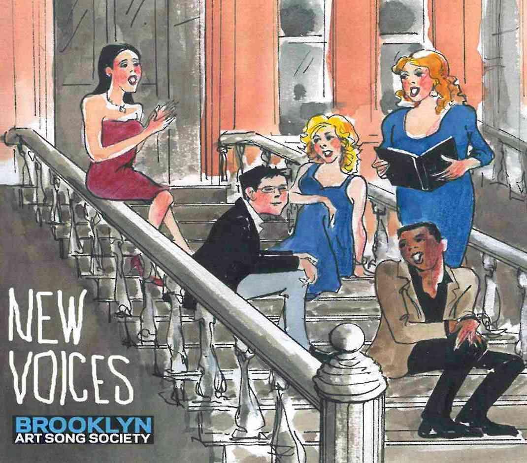 Elisabeth Marshall - Brooklyn Art Songs Society: New Voices