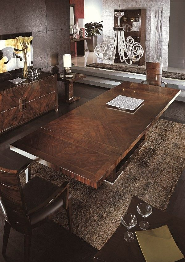 Giorgio Paradiso Dining Rectangular Table 6000 Dining Table