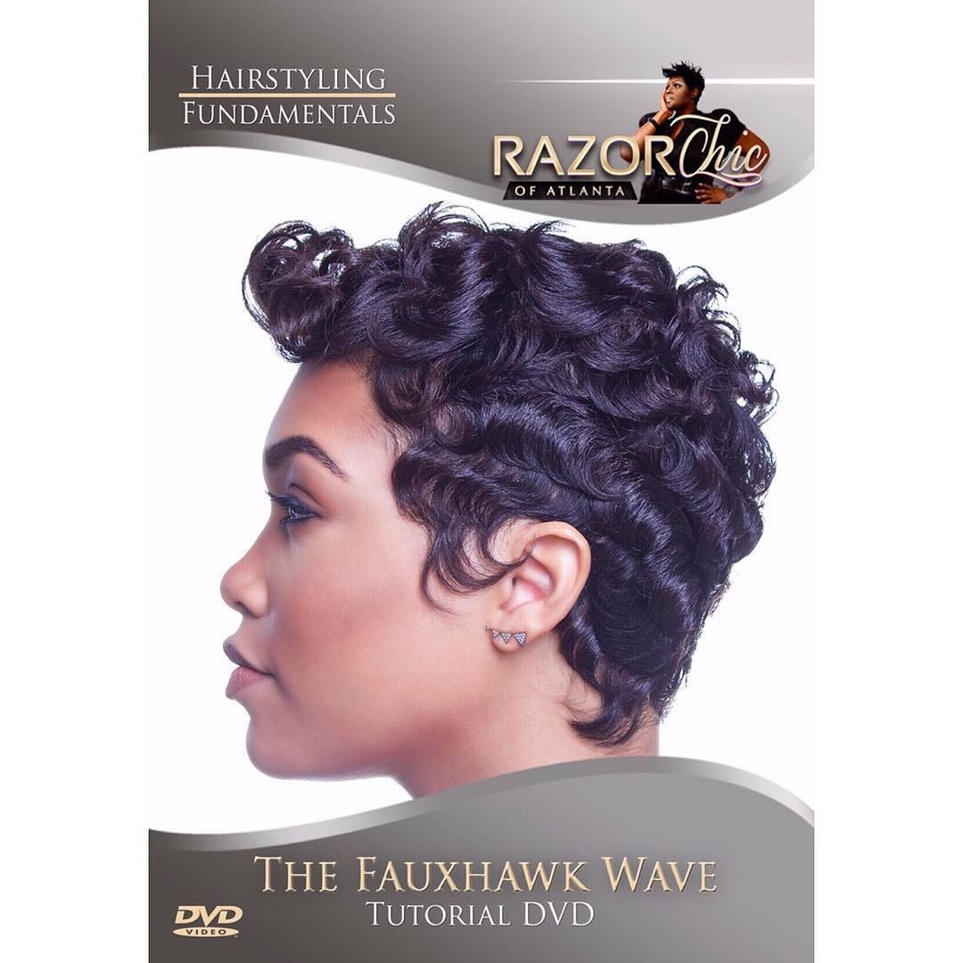 Tutorial dvd learn my wave technique with the fauxhawk wave dvd