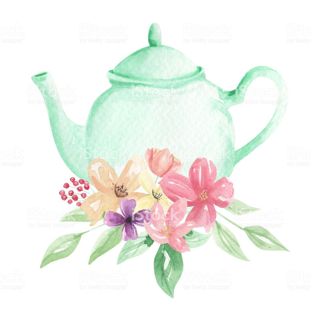 Hand Painted Watercolor Flowers Teapot Painted Florals Tea Pretty Teapot Drawing Free Watercolor Flowers Flower Drawing Hd wallpaper tea cup kettle hands