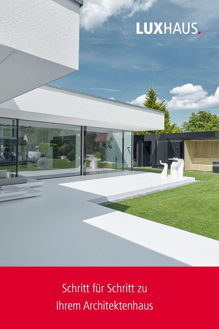 ein architektenhaus ist die individuellste form des hausbauens in kombination mit der pr zisen