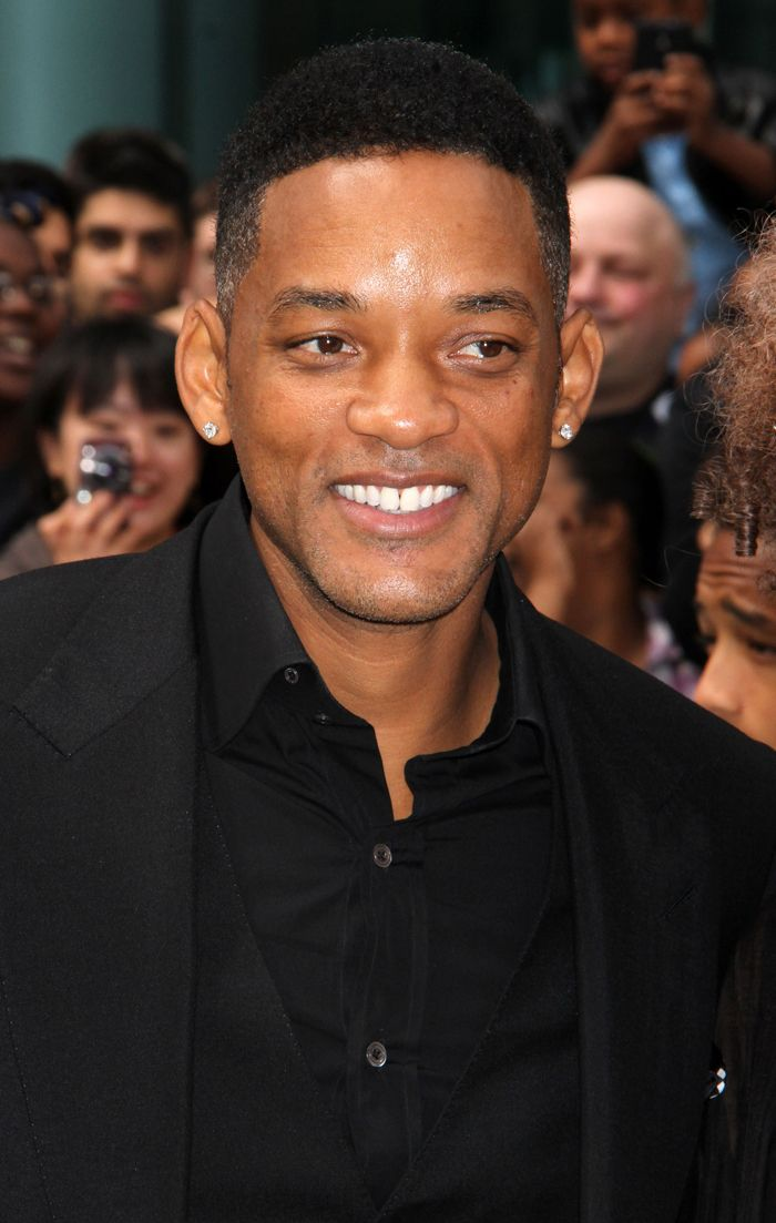 Will Smith. I highly respect this actor.