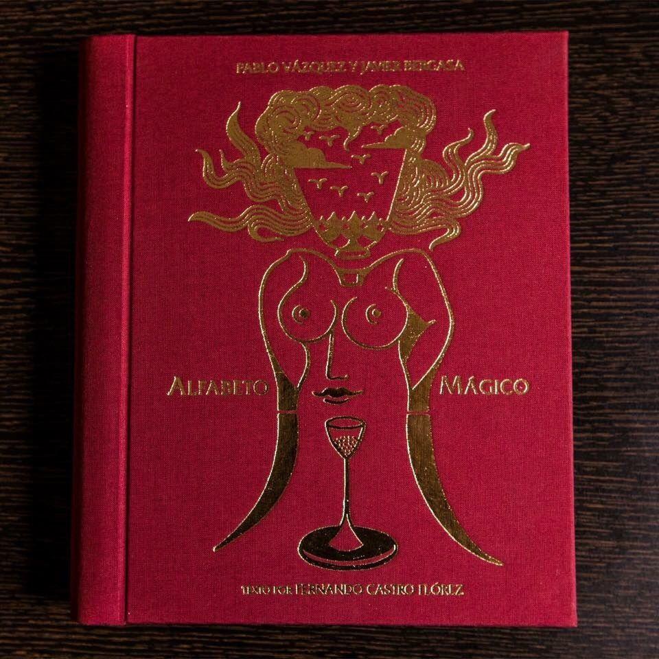 Image of ALFABETO MÁGICO REGULAR EDITION