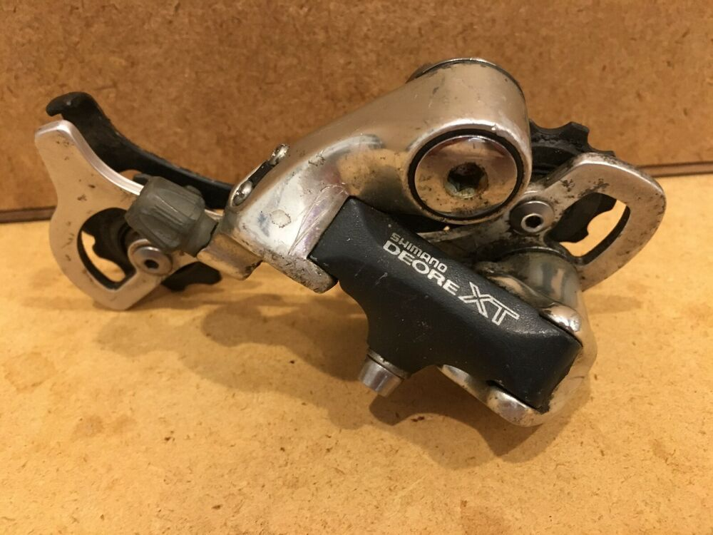 Sponsored(eBay) Shimano Deore XT RD-M737 Mountain Bike Rear