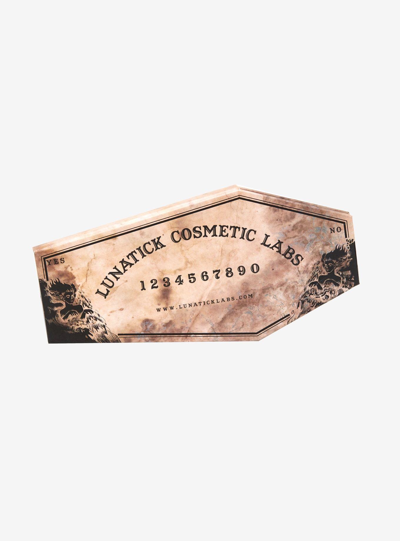 Lunatick Cosmetic Labs Supernatural Eyeshadow Palette