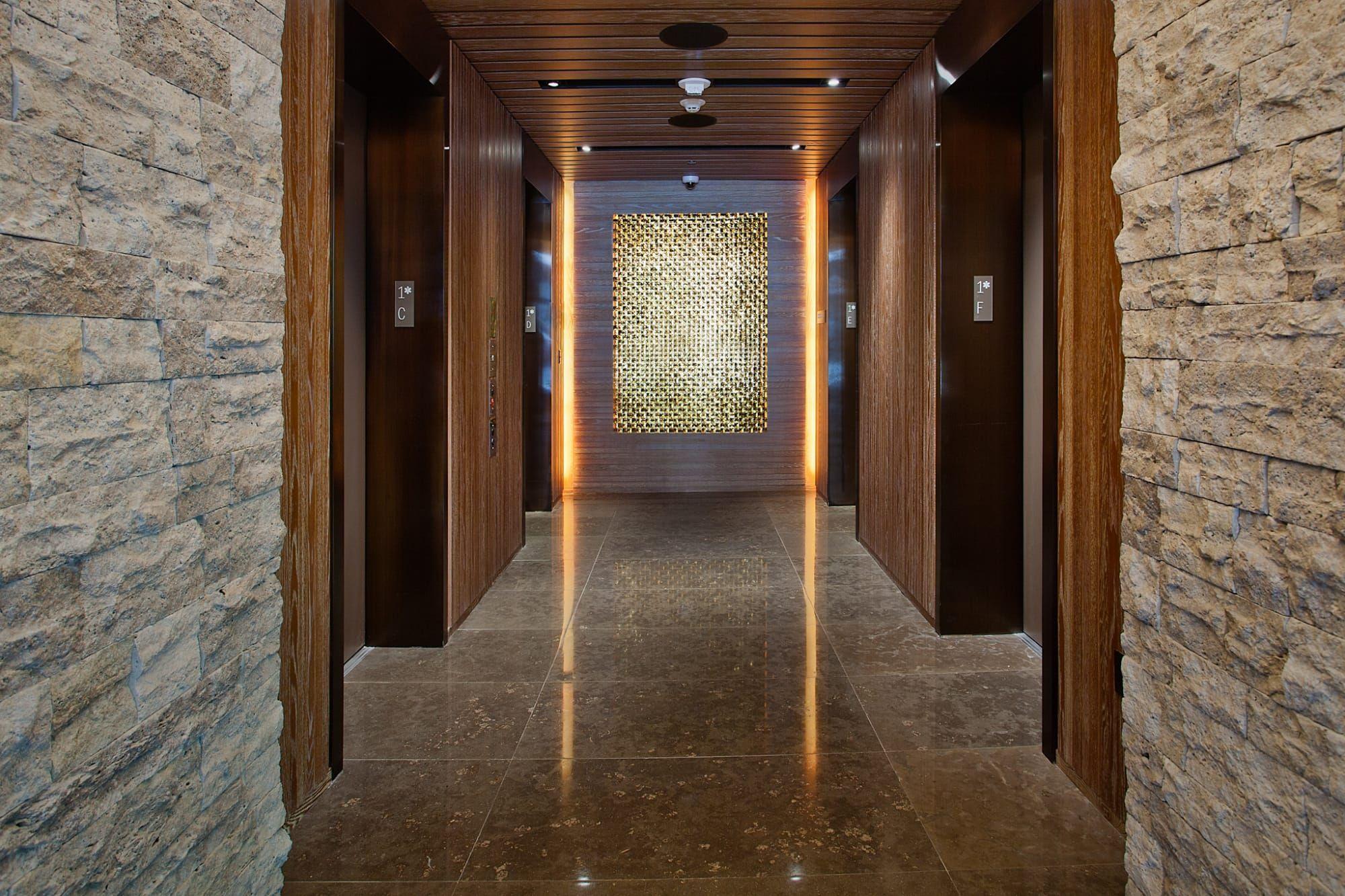 Custom Glass Mosaics by Michael Curry Mosaics at EAST
