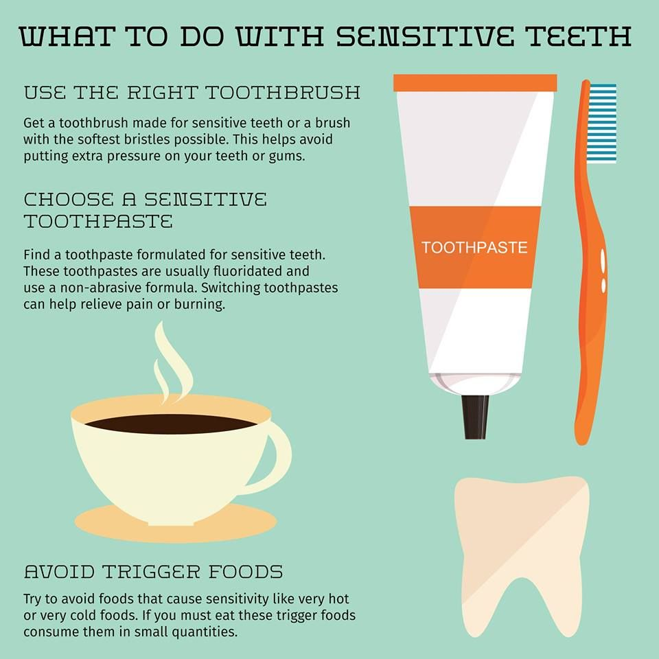 Do you have sensitive teeth here are a few tips